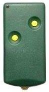 Télécommande K2M 30.900, programmable par positionnement des mini-interrupteurs