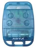 télécommande Adyx pour motorisation de portail