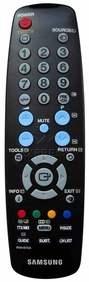 télécommande tv de marque Samsung, référence BN5900705A